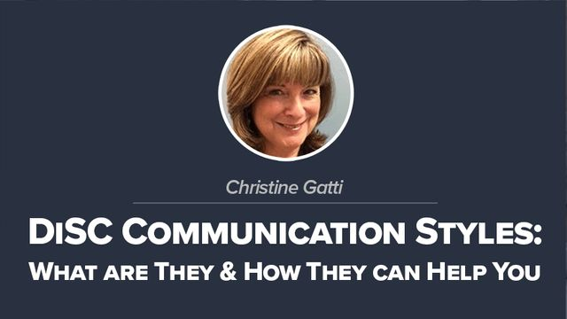 DiSC Communication Styles: What are They & How They can Help You