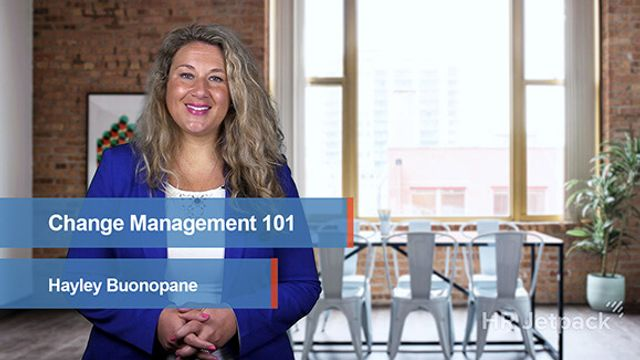 Change Management 101
