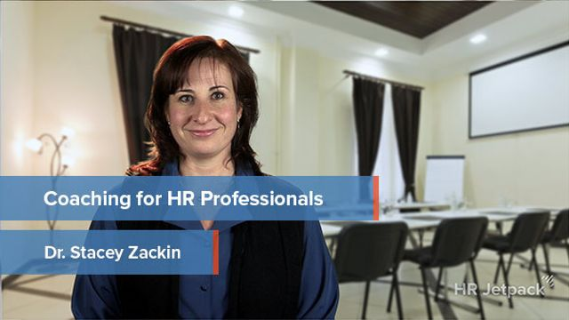 Coaching for HR Professionals