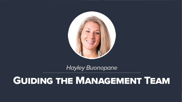 Coaching: Guiding the Management Team