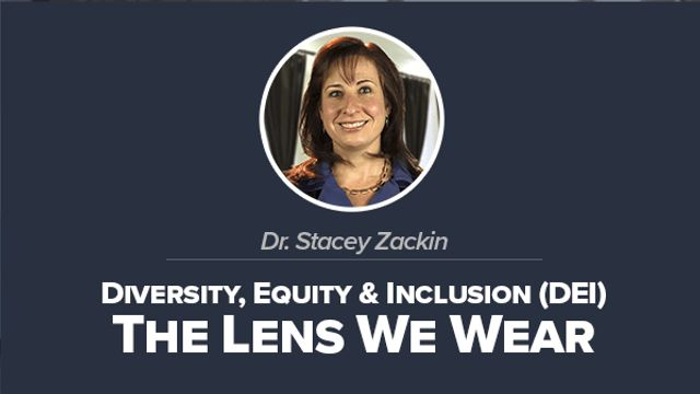Diversity Equity & Inclusion The Lens We Wear