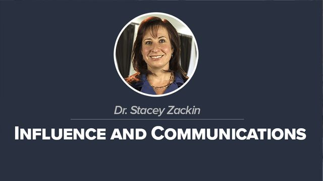 Influence and Communications as an HR Pro