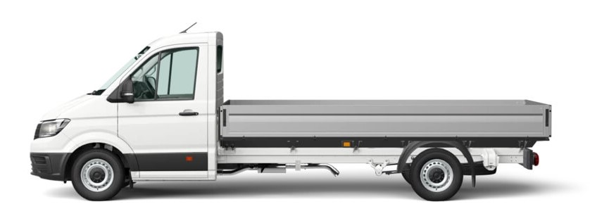 Sydney City Volkswagen Crafter Cab Chassis