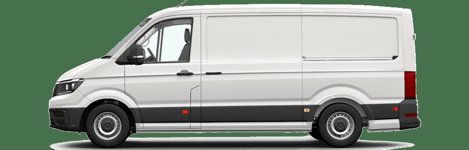 Sydney City Volkswagen Crafter Van