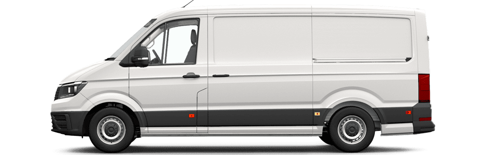 Brighton Volkswagen New Crafter Van