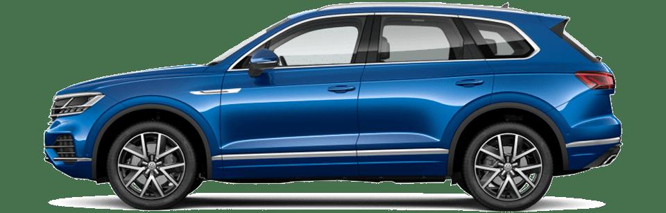 Sydney City Volkswagen Touareg