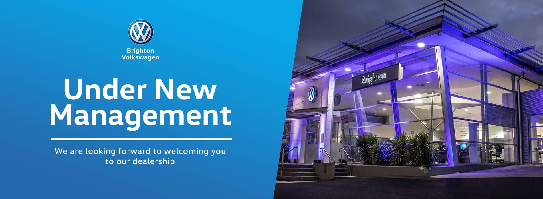 BVW Under New Management