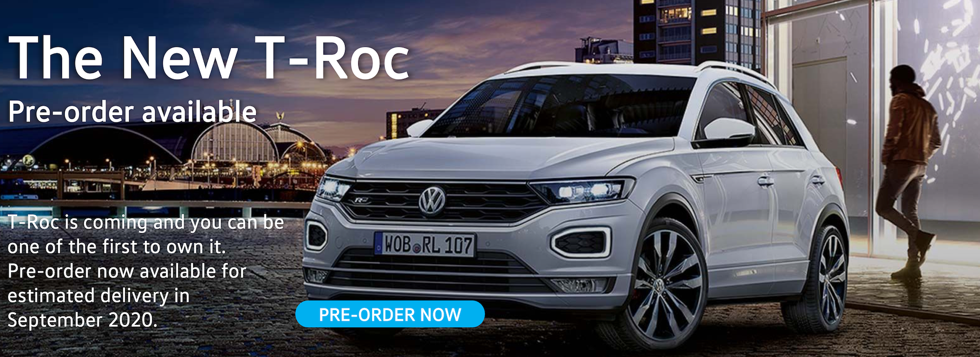 T-Roc Pre Order