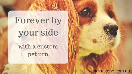 Custom Pet Urns - Forever by your side
