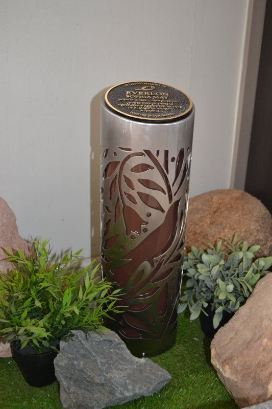 Cremation Ashes Cylinder