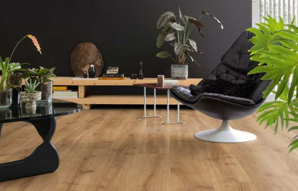 Laminate Flooring - Desert Oak