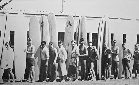 Coolum Surf Club Boardriders